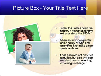 Smiley Illustration PowerPoint Templates - Slide 20