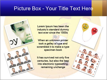 Smiley Illustration PowerPoint Templates - Slide 24