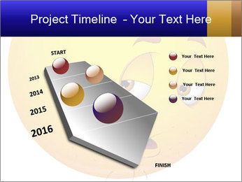Smiley Illustration PowerPoint Templates - Slide 26