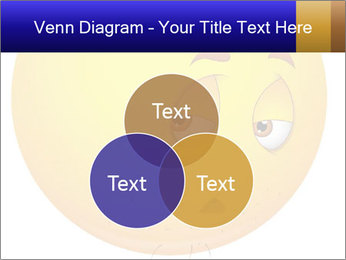 Smiley Illustration PowerPoint Templates - Slide 33