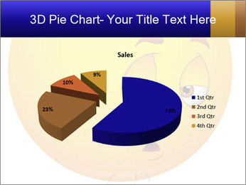Smiley Illustration PowerPoint Templates - Slide 35