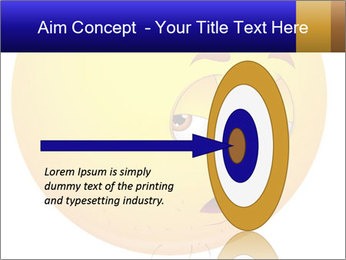 Smiley Illustration PowerPoint Templates - Slide 83