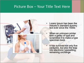 Two women playing PowerPoint Templates - Slide 20