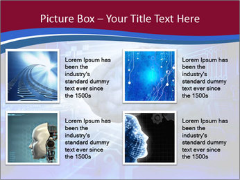 Digital illustration PowerPoint Templates - Slide 14