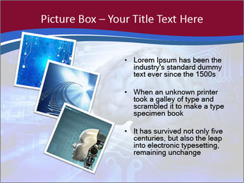 Digital illustration PowerPoint Templates - Slide 17