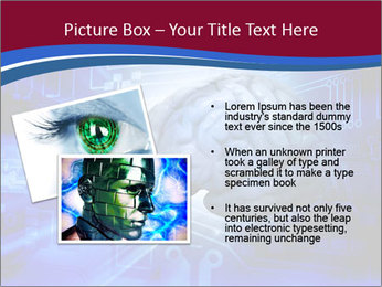 Digital illustration PowerPoint Templates - Slide 20