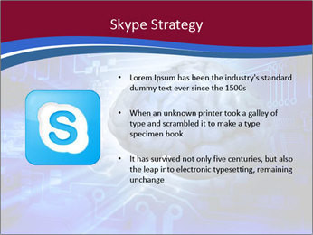 Digital illustration PowerPoint Templates - Slide 8