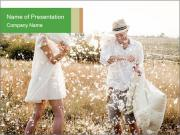 Pillow Fight PowerPoint Templates