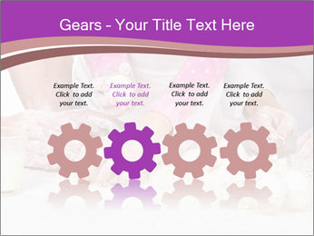 Three pair of Hands PowerPoint Templates - Slide 48