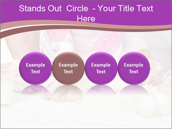 Three pair of Hands PowerPoint Templates - Slide 76