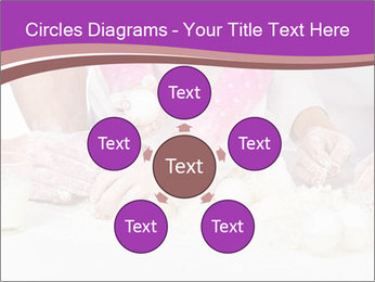 Three pair of Hands PowerPoint Templates - Slide 78