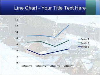 View from Bukovel ski PowerPoint Templates - Slide 54