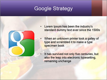 Bartender pours alcoholic drink PowerPoint Templates - Slide 10