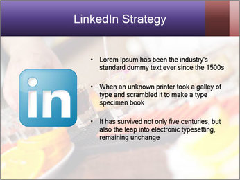 Bartender pours alcoholic drink PowerPoint Templates - Slide 12