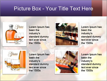 Bartender pours alcoholic drink PowerPoint Template - Slide 14