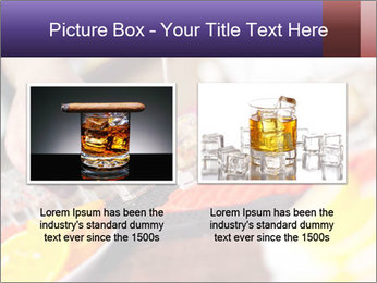 Bartender pours alcoholic drink PowerPoint Template - Slide 18