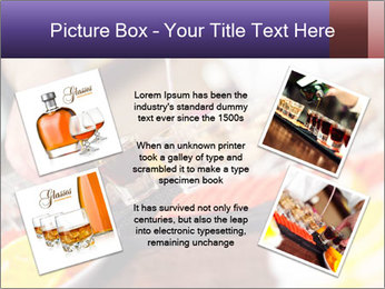 Bartender pours alcoholic drink PowerPoint Template - Slide 24