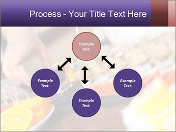 Bartender pours alcoholic drink PowerPoint Templates - Slide 91