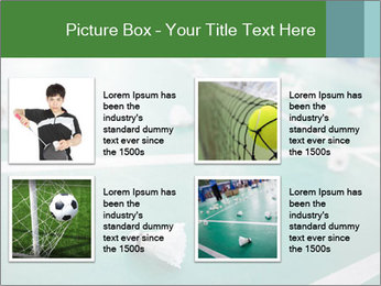 Badminton PowerPoint Templates - Slide 14