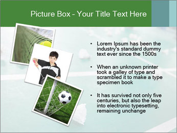 Badminton PowerPoint Templates - Slide 17