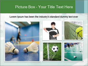Badminton PowerPoint Templates - Slide 19