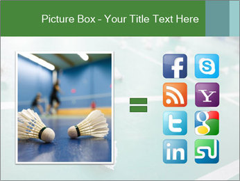 Badminton PowerPoint Templates - Slide 21