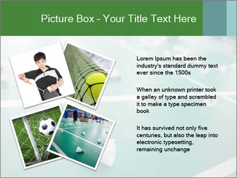 Badminton PowerPoint Templates - Slide 23
