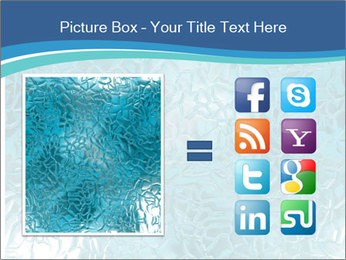 Seamless water texture PowerPoint Templates - Slide 21