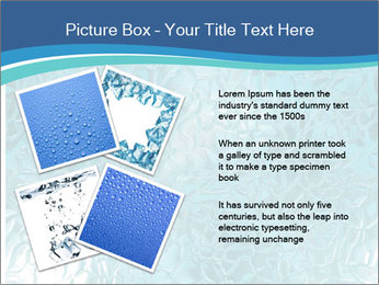 Seamless water texture PowerPoint Templates - Slide 23