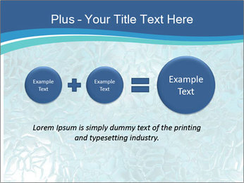 Seamless water texture PowerPoint Templates - Slide 75