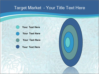 Seamless water texture PowerPoint Template - Slide 84