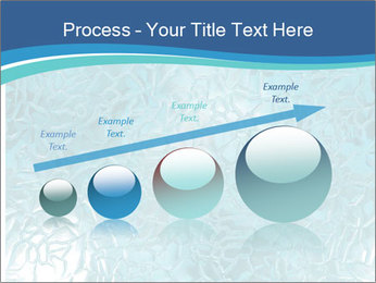 Seamless water texture PowerPoint Template - Slide 87
