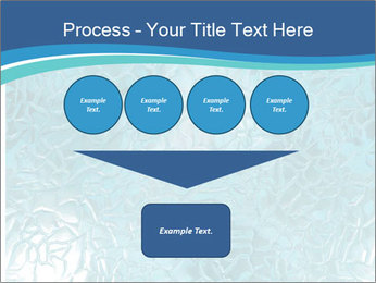 Seamless water texture PowerPoint Templates - Slide 93