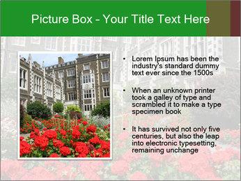 London, Inns of Court PowerPoint Template - Slide 13