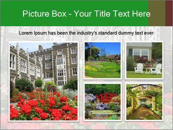 London, Inns of Court PowerPoint Template - Slide 19