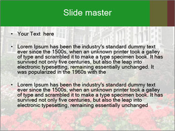 London, Inns of Court PowerPoint Template - Slide 2