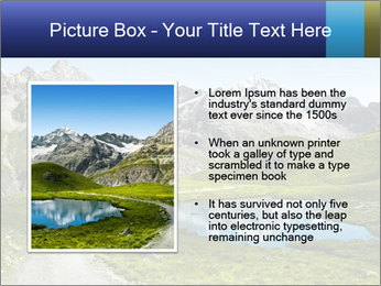 Amazing view PowerPoint Template - Slide 13