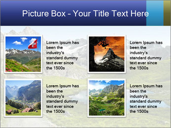 Amazing view PowerPoint Template - Slide 14