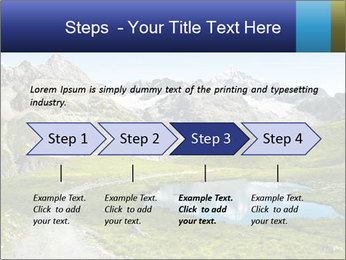 Amazing view PowerPoint Template - Slide 4