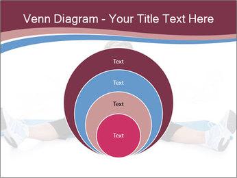 Portrait Of Senior Woman Exercising PowerPoint Template - Slide 34