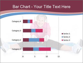 Portrait Of Senior Woman Exercising PowerPoint Template - Slide 52