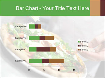 Closeup hand of chef baker PowerPoint Templates - Slide 52