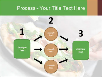 Closeup hand of chef baker PowerPoint Templates - Slide 92