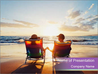 Vacation PowerPoint Templates - Slide 1