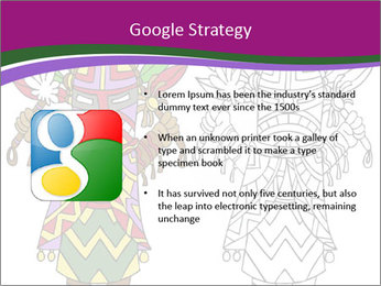 Coloring PowerPoint Template - Slide 10