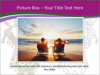 Coloring PowerPoint Template - Slide 15