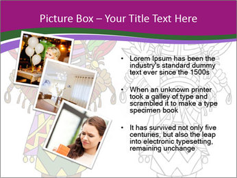 Coloring PowerPoint Template - Slide 17
