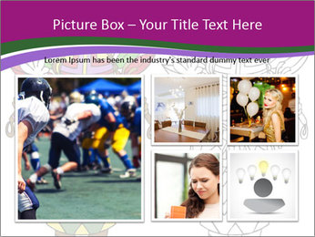 Coloring PowerPoint Template - Slide 19
