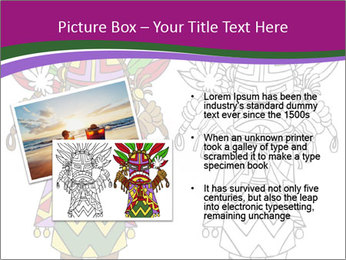 Coloring PowerPoint Template - Slide 20