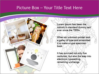 Coloring PowerPoint Template - Slide 23